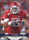 2012 Upper Deck #87 Greg Childs RC