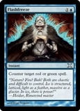Magic the Gathering 10th Edition Single Flashfreeze FOIL