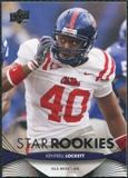 2012 Upper Deck #102 Kentrell Lockett RC