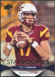 2012 Upper Deck #106 Brock Osweiler RC
