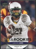 2012 Upper Deck #107 LaMichael James RC