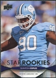 2012 Upper Deck #129 Quinton Coples RC