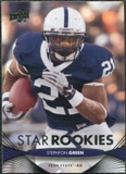2012 Upper Deck #139 Stephfon Green RC