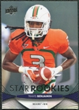 2012 Upper Deck #143 Travis Benjamin RC
