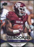 2012 Upper Deck #168 Cyrus Gray RC
