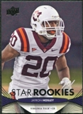 2012 Upper Deck #182 Jayron Hosley RC
