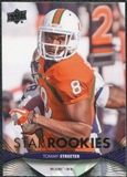 2012 Upper Deck #192 Tommy Streeter RC