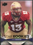 2012 Upper Deck #201 Nigel Bradham RC