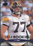 2012 Upper Deck #202 Riley Reiff RC