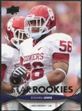2012 Upper Deck #203 Ronnell Lewis RC