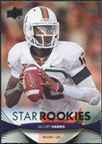 2012 Upper Deck #225 Jacory Harris RC