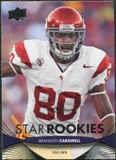 2012 Upper Deck #232 Brandon Carswell RC