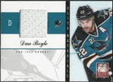 2011/12 Panini Elite Materials #11 Dan Boyle