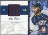 2011/12 Panini Elite Materials #36 Mike Fisher