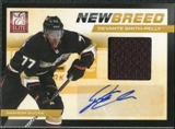 2011/12 Panini Elite New Breed Materials Autographs #9 Devante Smith-Pelly RC Autograph /50