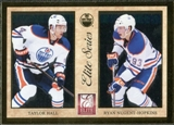 2011/12 Panini Elite Series Dual #2 Taylor Hall/Ryan Nugent-Hopkins