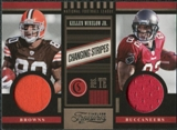 2011 Panini Timeless Treasures Changing Stripes #17 Kellen Winslow /249