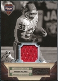 2011 Panini Timeless Treasures Jerseys #118 Priest Holmes /250