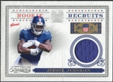 2011 Panini Timeless Treasures Rookie Recruits Materials #23 Jerrel Jernigan /250