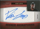 2011 Panini Timeless Treasures #157 Dion Lewis RC Autograph /463