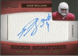 2011 Panini Timeless Treasures #205 Ryan Williams RC Autograph /165