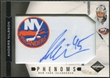 2011/12 Panini Limited #261 Anders Nilsson RC Patch Autograph /299