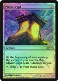 Magic the Gathering Promo Single Mana Crypt Foil (DCI)