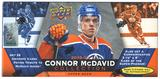 2015/16 Upper Deck Connor McDavid Collection Hockey Box (Set)