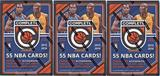 2015/16 Panini Complete Basketball 11-Pack Box (Lot of 3)