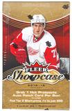 2015/16 Upper Deck Fleer Showcase Hockey 8-Box Hobby Case- DACW Live 30 Team Random Break #4