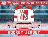 2015/16 Hit Parade Autographed Hockey Jersey Hobby Box Series 2 - Gretzky & Crosby Signed Jerseys !!!!
