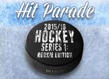 2015/16 Hit Parade Series 1 Hockey: 20 Card Rookie Edition