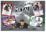 2015/16 Leaf Metal Draft Hockey Hobby Box