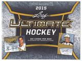 2015/16 Leaf Ultimate Hockey Hobby Box