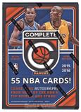 2015/16 Panini Complete Basketball 11-Pack Box