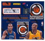 2015/16 Panini Complete Basketball Box