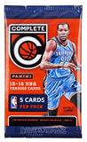 2015/16 Panini Complete Basketball Pack