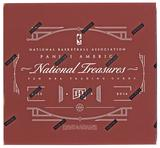 2015/16 Panini National Treasures Basketball Hobby Box