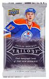 2015/16 Upper Deck Trilogy Hockey Hobby Pack