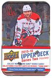 2015/16 Upper Deck Series 2 Hockey Tin (Box)