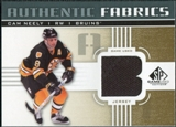 2011/12 Upper Deck SP Game Used Authentic Fabrics Gold #AFCN1 Cam Neely B C