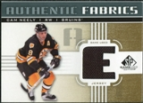 2011/12 Upper Deck SP Game Used Authentic Fabrics Gold #AFCN2 Cam Neely E D