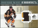 2011/12 Upper Deck SP Game Used Authentic Fabrics Gold #AFCN3 Cam Neely S C