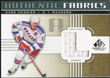 2011/12 Upper Deck SP Game Used Authentic Fabrics Gold #AFMM3 Mark Messier L C