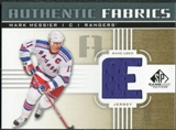 2011/12 Upper Deck SP Game Used Authentic Fabrics Gold #AFMM2 Mark Messier E C
