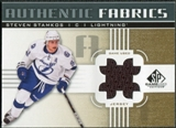 2011/12 Upper Deck SP Game Used Authentic Fabrics Gold #AFSS1 Steven Stamkos # C