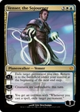 Magic the Gathering Duel Deck Single Venser, the Sojourner Foil