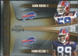 2009 Panini Playoff Contenders Draft Class #1 Aaron Maybin/Shawn Nelson