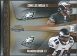 2009 Panini Playoff Contenders Draft Class #25 Cornelius Ingram/Brandon Gibson