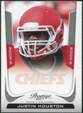 2011 Panini Prestige #257 Justin Houston